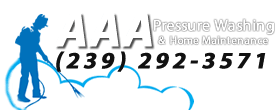 AAA Pressure Washing Fort Myers Cape Coral Florida